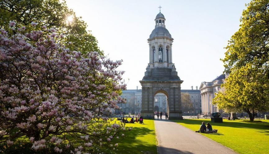 La Trinity College Dublin est l'une des sept universités publiques irlandaises. //©David Soanes/Fotolia