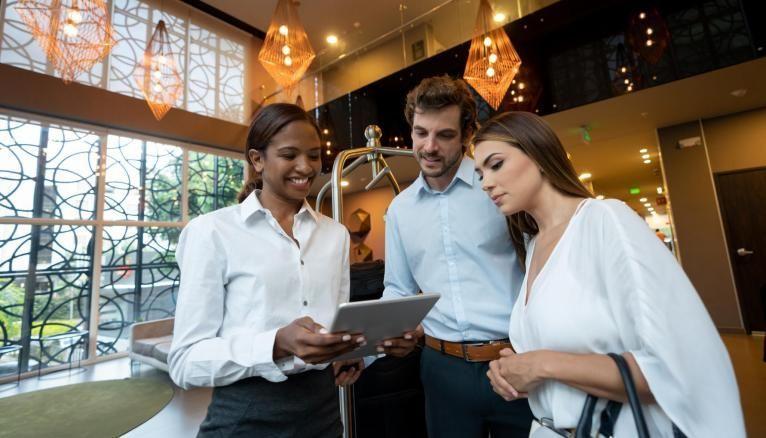 Le secteur de l'hôtellerie-restauration et du tourisme est très porteur en France.