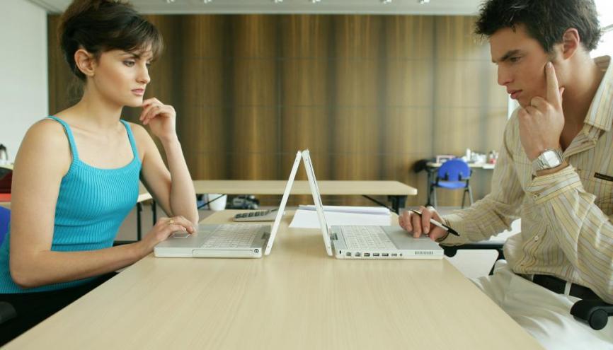 Les étudiants des grandes écoles demeurent très demandés par le marché de l'emploi. //©Phovoir