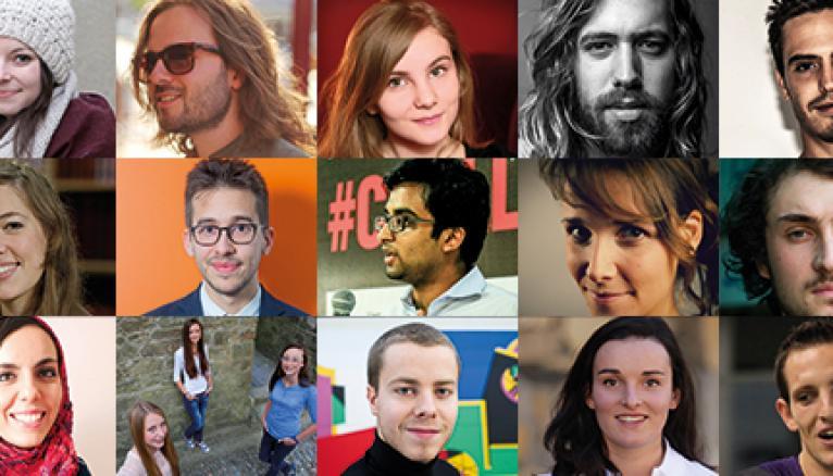 100 Jeunes qui changent le monde