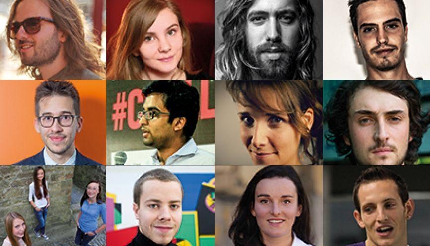 100 Jeunes qui changent le monde //©l'Etudiant