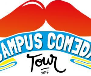 L'affiche du Campus Comedy Tour 2015
