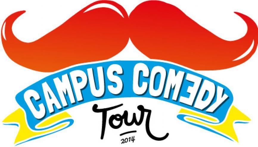 L'affiche du Campus Comedy Tour 2015 //©Campus Comedy Tour