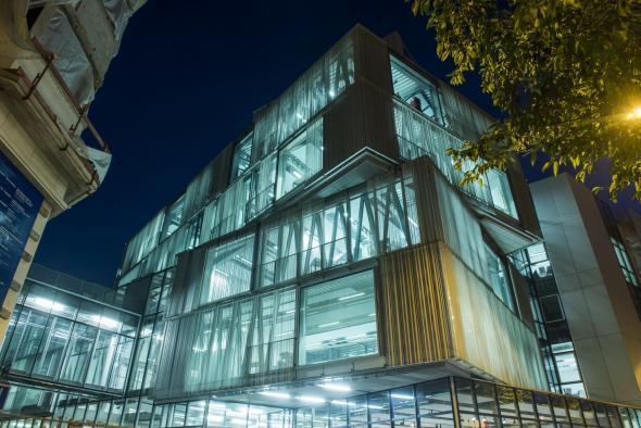 Au c ur de l cole d architecture de strasbourg chez les for Architecte batisseur