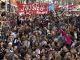 La mobilisation des étudiants contre la Loi Travail sera-t-elle aussi forte que celle contre le CPE (contrat première embauche) en 2006 ? //©Sebastien ORTOLA/REA