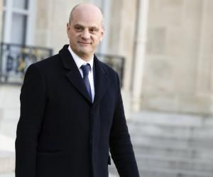 Jean-Michel Blanquer, le ministre de l'Éducation national.
