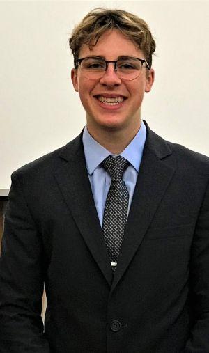 Paul, 16 ans, apprenti en 2e année de bac pro.