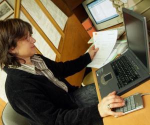 L'ESGF conduit notamment au DSCG (diplôme supérieur de comptabilité et de gestion, bac+5), qui permet d'exercer directement ou de passer le DEC (diplôme d'expertise comptable) après trois ans de stage rémunéré pour devenir expert-comptable.