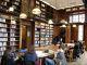 """Université de Bordeaux. La bibliothèque du site de la Victoire, qui réunit les étudiants en """"sciences de l'Homme"""" (Janvier 2015) //©Camille Stromboni"""