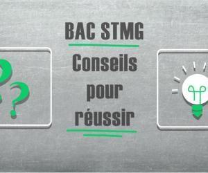 Bac STMG - Conseils pour réussir