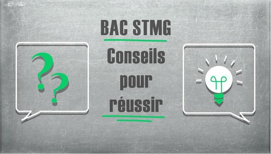 Bac STMG - Conseils pour réussir //©Juliette Lajoie