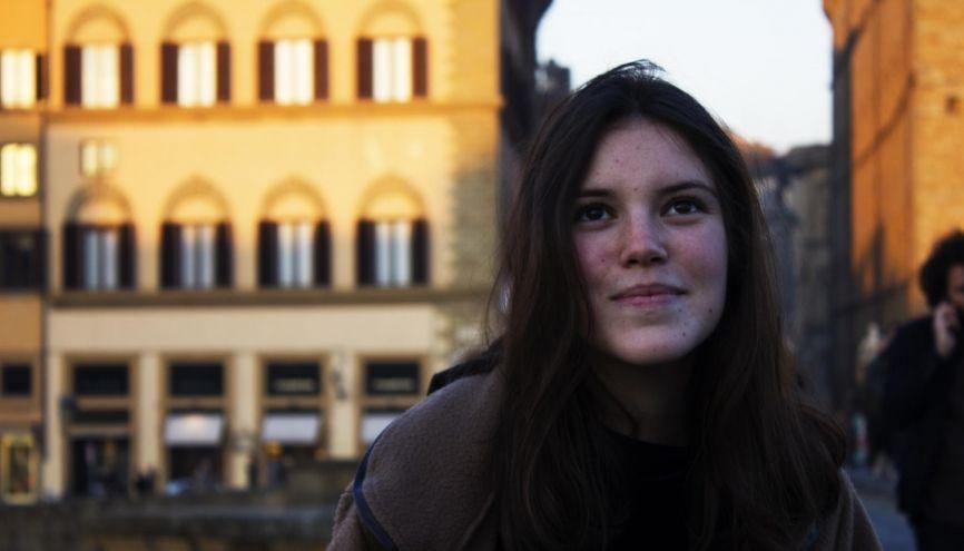 La capitale de la Toscane est à taille humaine, au plus grand bonheur de Tifaine. //©Photo fournie par le témoin