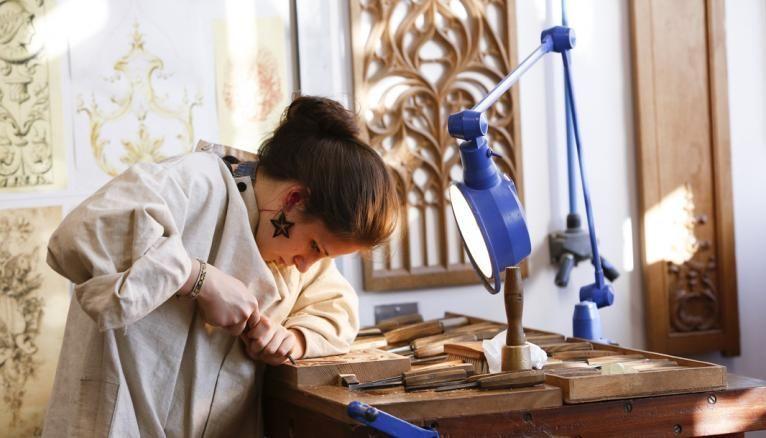 L'école Boulle, première de notre classement en architecture intérieure, est celle qui offre la plus grande diversité de diplômes des métiers d'art.