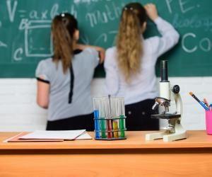 Parmi les élèves ayant participé à l'étude Cedre, 22% ont un mauvais, voire très mauvais niveau en sciences.