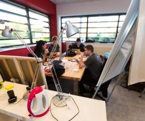 Les incubateurs vous acompagnent dans votre projet de start-up. Ici, le YEC à Troyes.