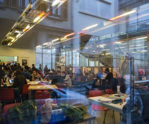 L'école d'architecture de Strasbourg recrute ses étudiants dès le bac.