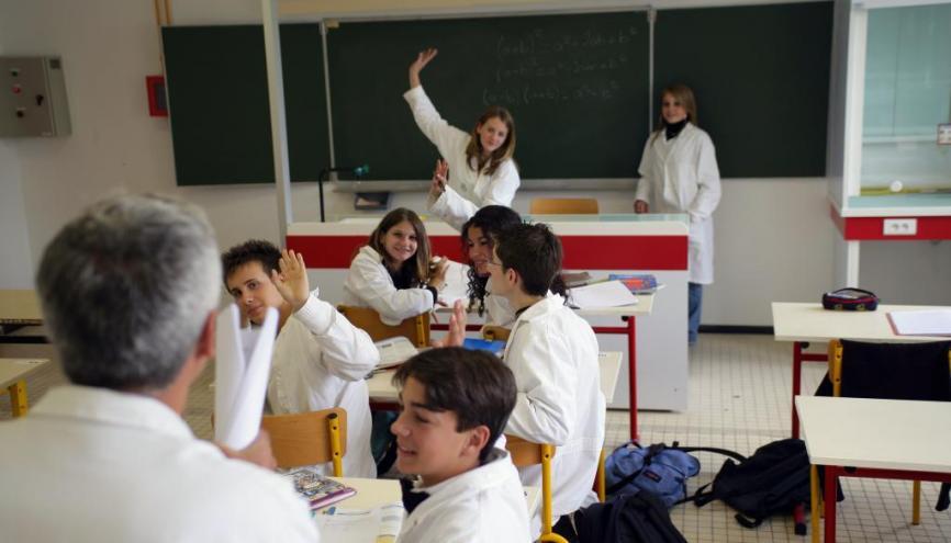 La Fête de la science se déroule du 8 au 16 octobre partout en France. //©Phovoir
