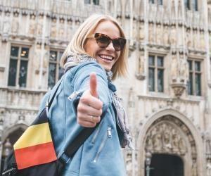 16.856 Français sont partis étudier chez nos voisins belges en 2016.