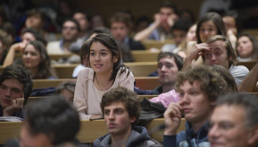 HEC est une nouvelle fois l'école préférée des élèves de prépa. //©Jean Marc Biais/HEC Paris