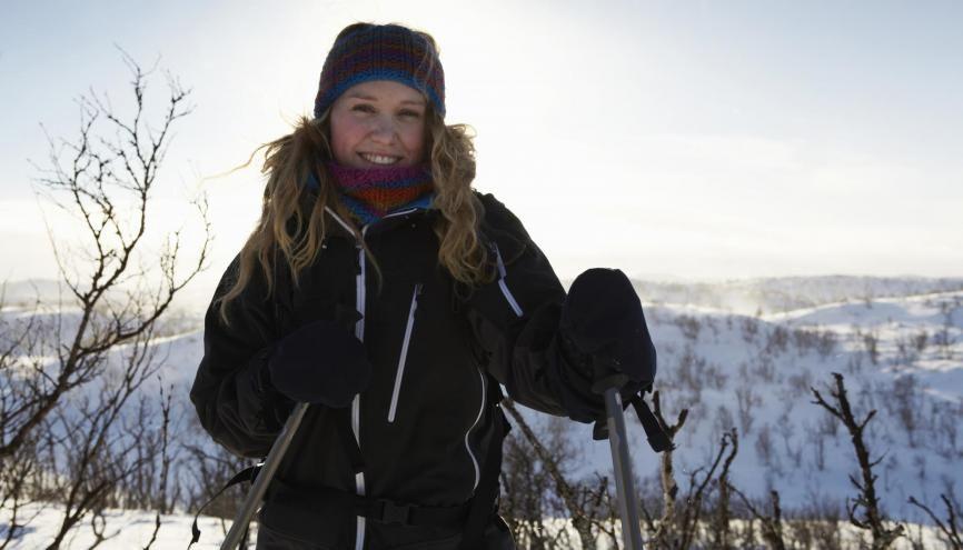 À la montagne, comme à la ville, les jobs d'hiver ne manquent pas ! //©plainpicture/Cultura/Soren Hald