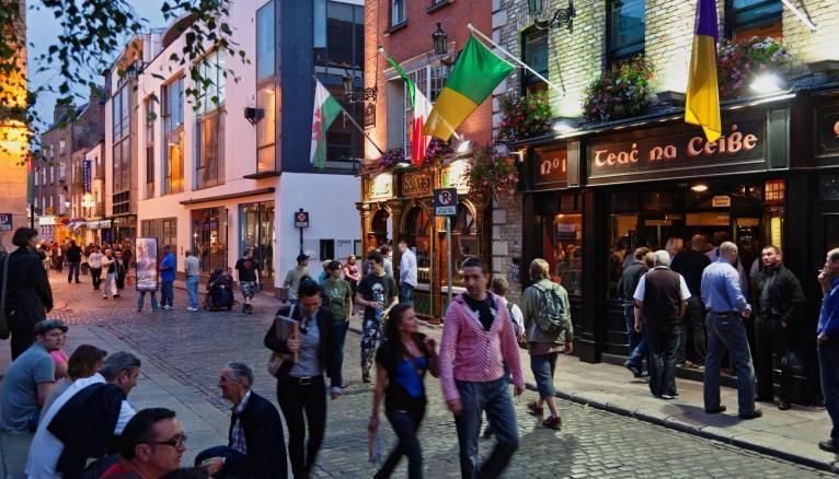 Attention, le budget à prévoir pour partir étudier en Irlande est relativement élevé.