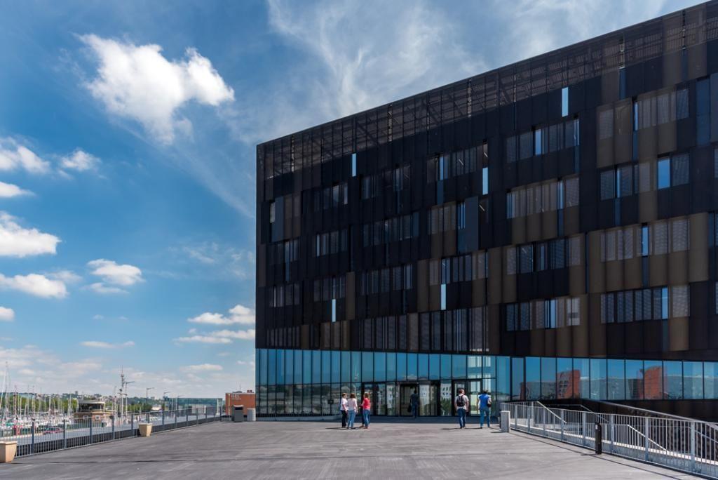 L'ENSM compte quatre sites: Marseille, Nantes, Saint-Malo et Le Havre, où les étudiants qui souhaitent devenir ingénieurs navigants terminent leur cursus. //©Anne-Charlotte Compan/Hans Lucas pour l'Etudiant