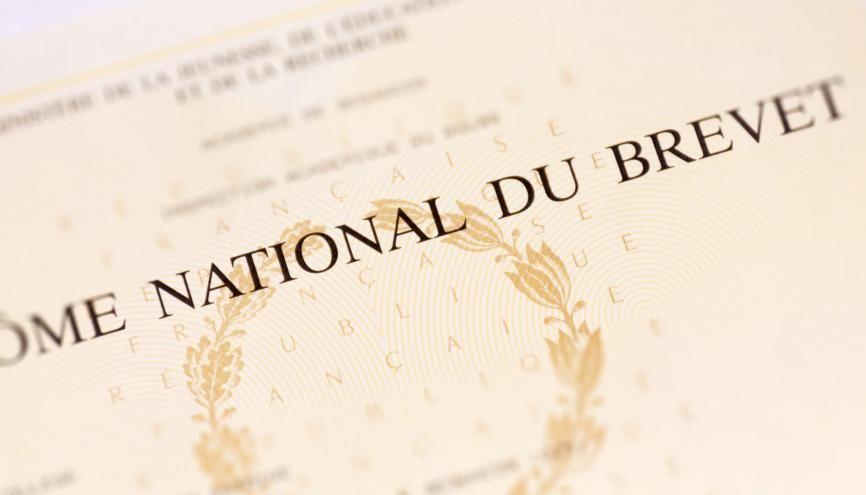 Le brevet est noté sur 800 points. En avoir 400 suffit pour obtenir le diplôme. //©Adobe Stock/ Antoine