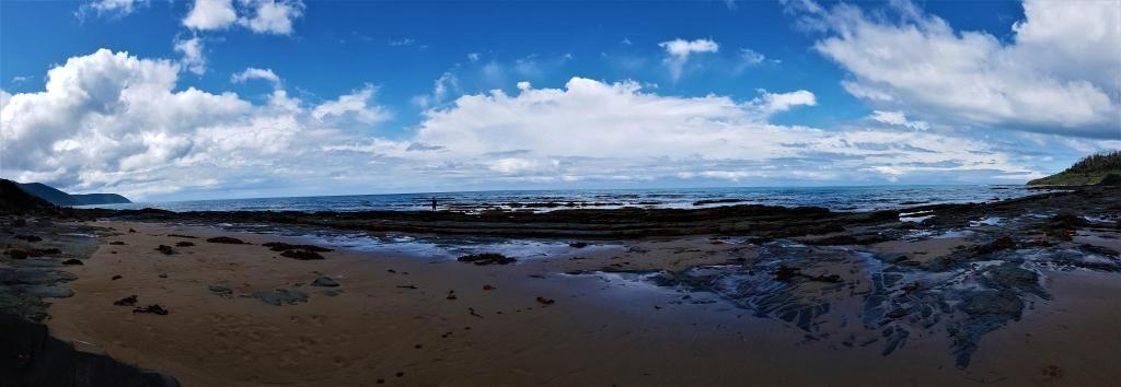 D'après Léa, les plages australiennes sont à couper le souffle. //©Photo fourni par le témoin