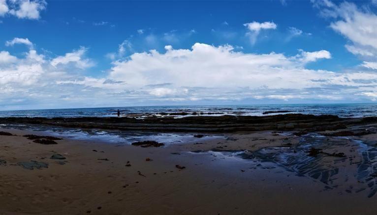 D'après Léa, les plages australiennes sont à couper le souffle.
