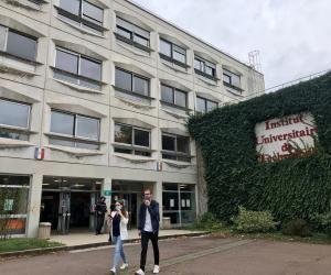 Le site de Metz est un des sept IUT de l'université de Lorraine.