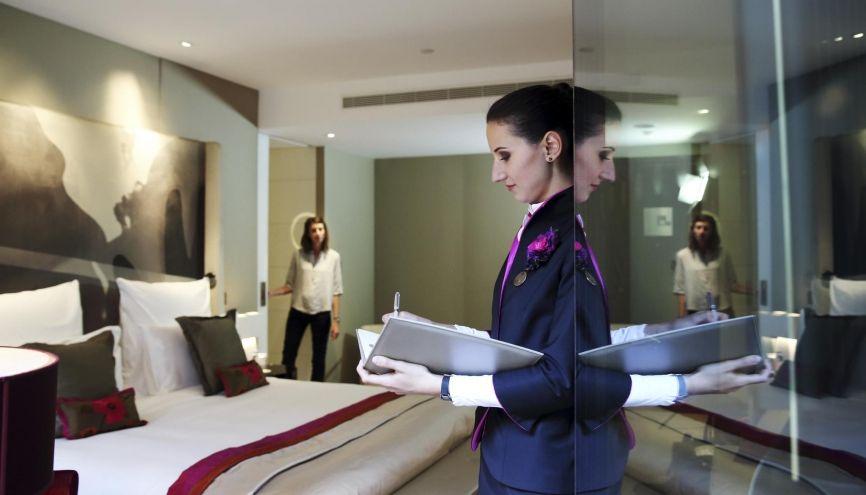L'hôtellerie-restauration et le tourisme devraient créer 65 millions d'emplois dans les dix prochaines années. //©Bertrand Desprez pour L'Étudiant
