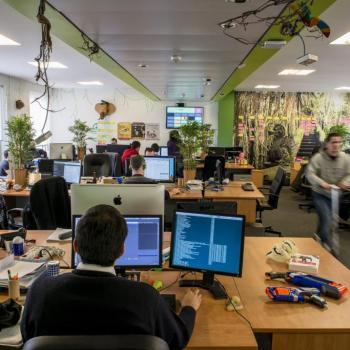 Travailler chez viadeo romain webdesigner l 39 etudiant - Travailler chez google france ...