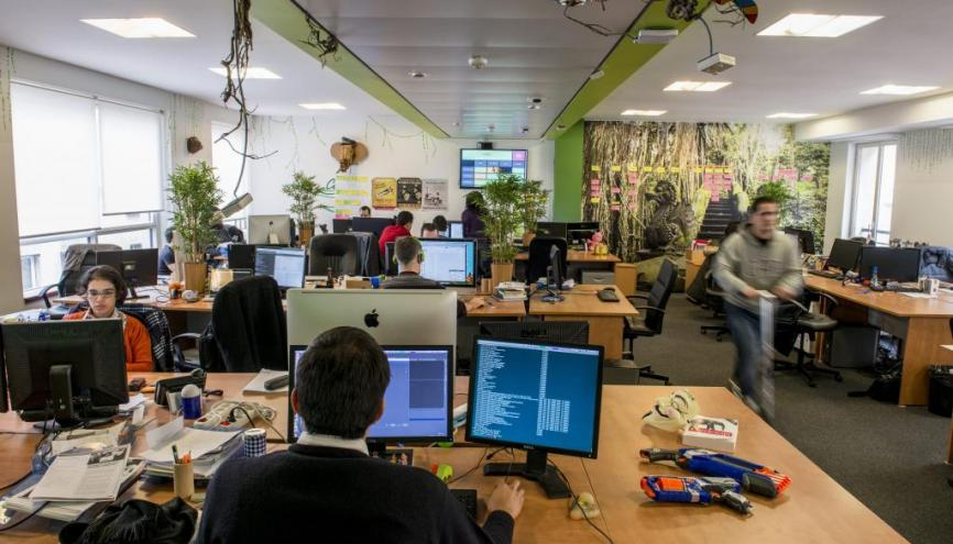 Travailler chez Viadeo : 5 salariés racontent // © Éric Garault