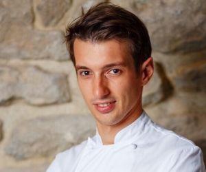 Yann Le Douaron s'est pris de passion pour son métier de chef pâtissier à 11 ans.