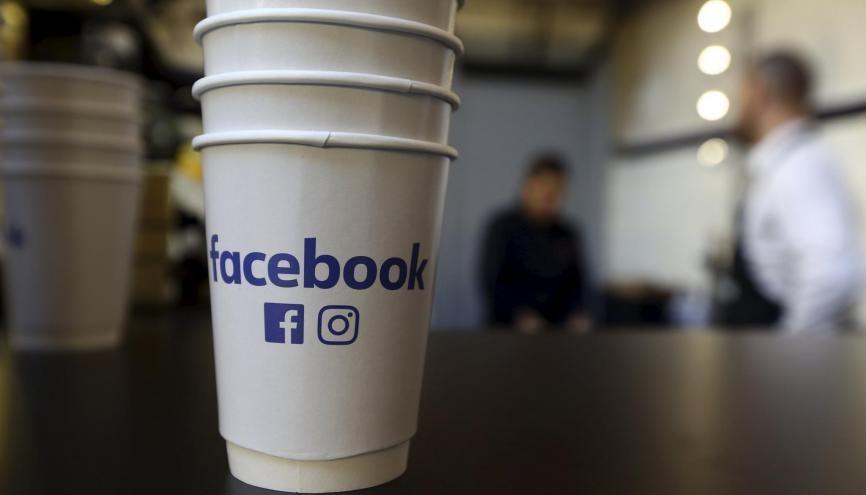 """Facebook publie déjà, sur sa page """"carrières"""", des offres d'emploi à pourvoir dans le monde. //©Franck CRUSIAUX/REA"""
