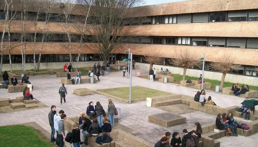 L'UPPA compte 11.500 étudiants répartis sur cinq sites (Anglet, Bayonne, Mont-de-Marsan, Pau et Tarbes) //©Isabelle Dautresme