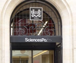 Sciences po Paris.