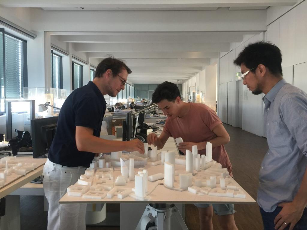 A quoi ressemble une journée de travail typique pour un architecte? //©IE Business School