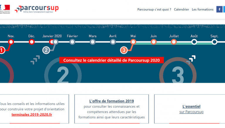 Lancé en 2018, Parcoursup a remplacé APB.