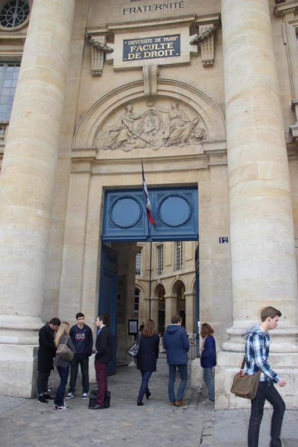 Universit paris 1 panth on sorbonne un mastodonte - Centre de reeducation fonctionnelle port royal ...