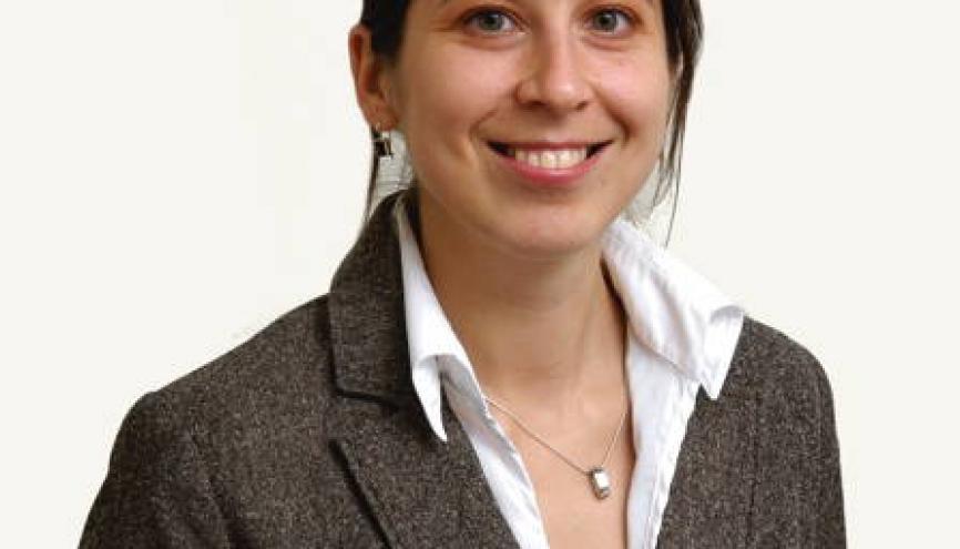 Liliana Eskenazi, collaboratrice senior chez ALLEN & OVERY LLP // © DR