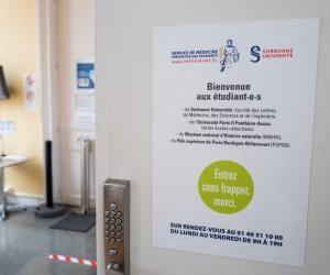Le service de santé universitaire SUMPPS de Sorbonne Université.