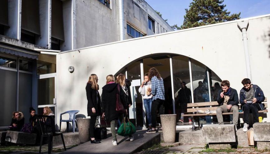 L'IEP Grenoble mise sur les pédagogies innovantes. //©Pablo Chignard/Hanslucas pour l'Etudiant