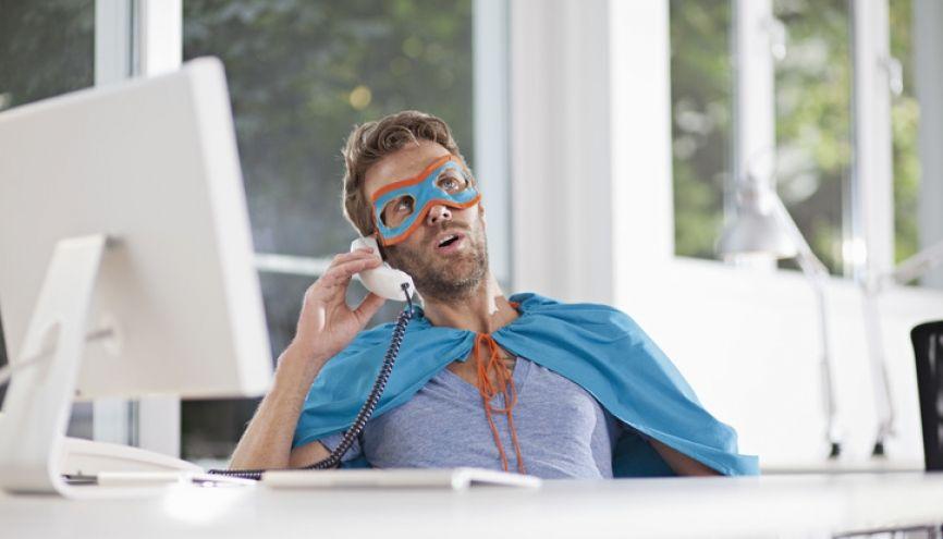 Les conseillers clientèle à distance font partie des métiers recherchés par les entreprises d'assurance. //©Plainpicture/Kniel Synnatzschke