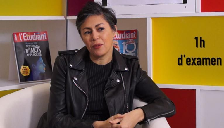Sonia Arbaretaz, enseignante de français, vous donne toutes les clés pour réussir l'épreuve écrite du bac.