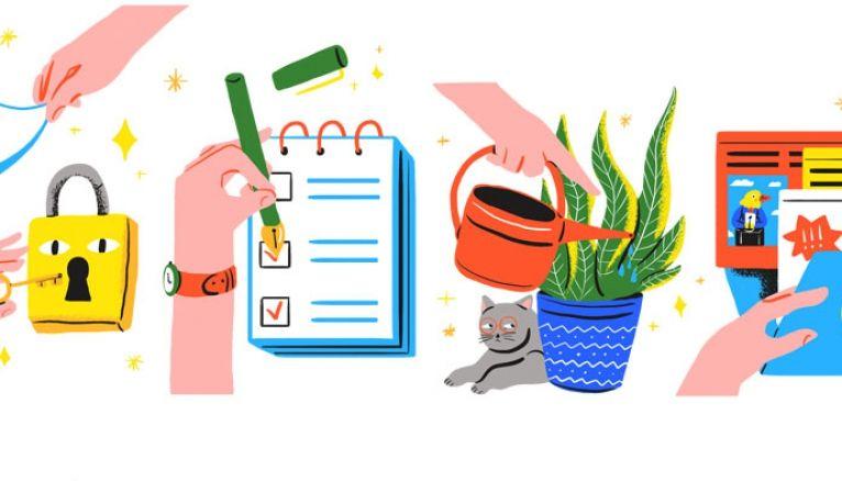 Applis ou logiciels : des outils indispensables pour s'organiser.