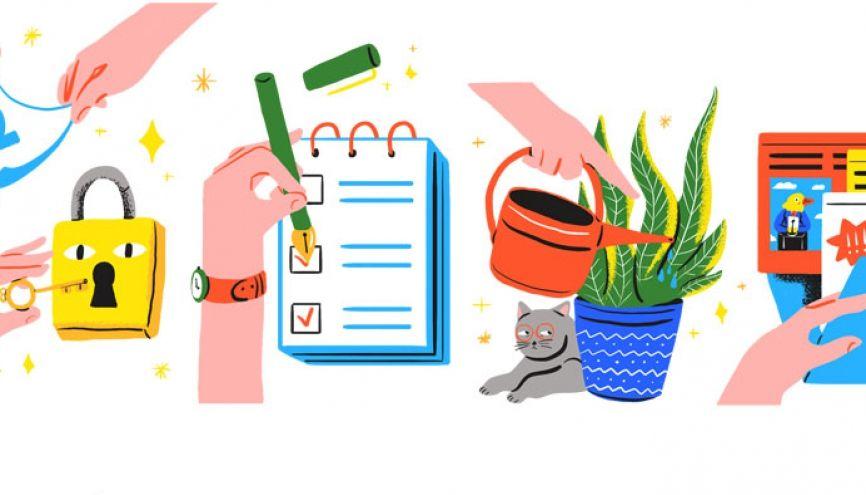 Applis ou logiciels : des outils indispensables pour s'organiser. //©Aurore Carric pour l'Etudiant