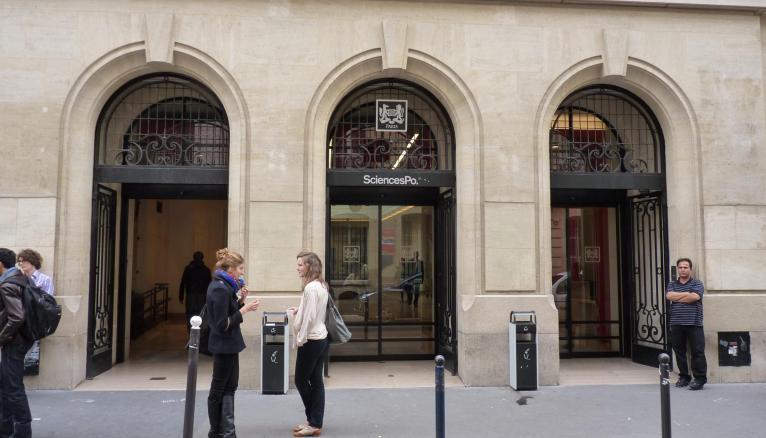 """L'IEP de Paris dispose de campus """"délocalisés"""" en région, dédiés chacun à une région du monde."""