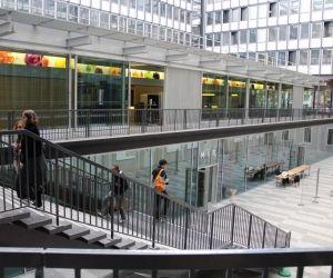 Première université française du classement de Shanghai, Sorbonne Université se place à la 36e position mondiale.