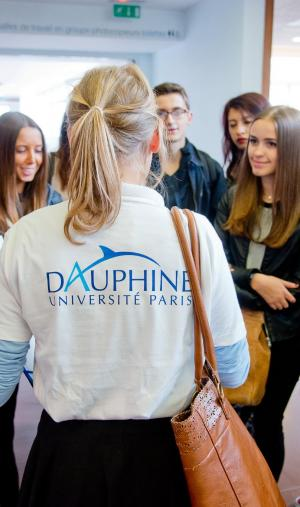 """L'université Paris-Dauphine a monté un programme """"égalité des chances"""" avec 38 lycées de toute la France."""